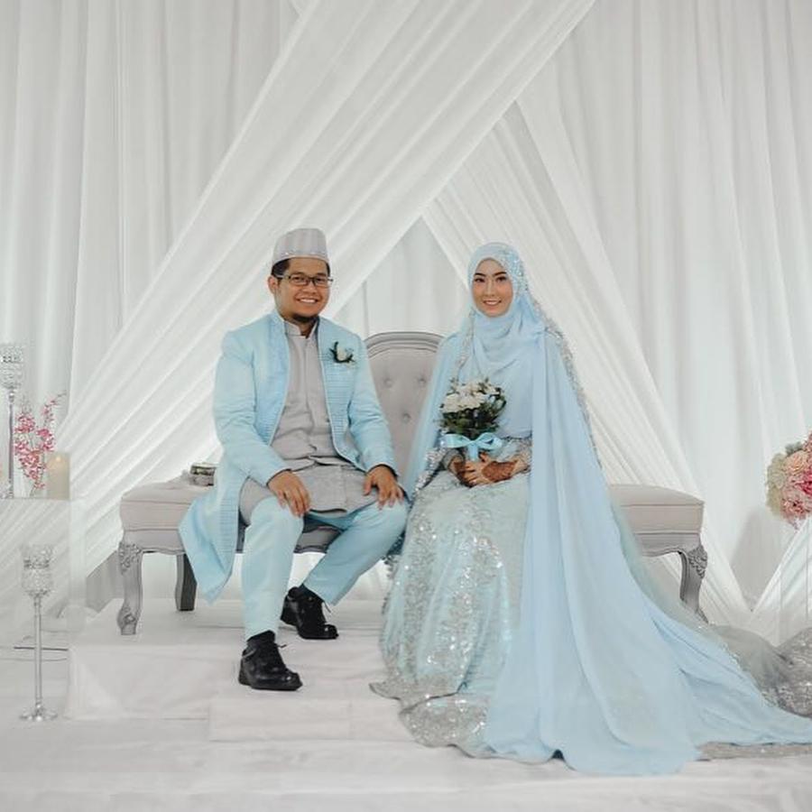 kebaya muslim buat pengantiin