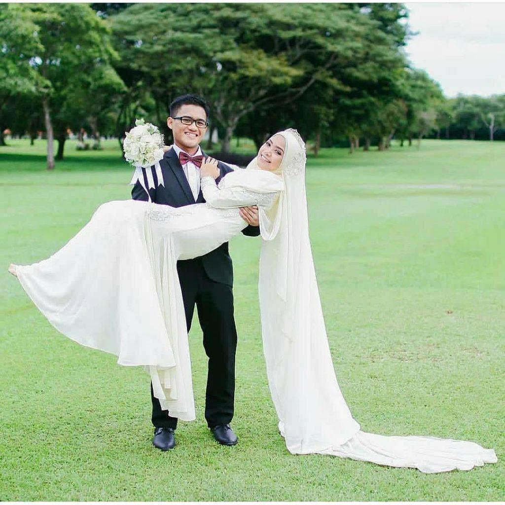 tips memilih gaun pengantin untuk tubuh gemuk