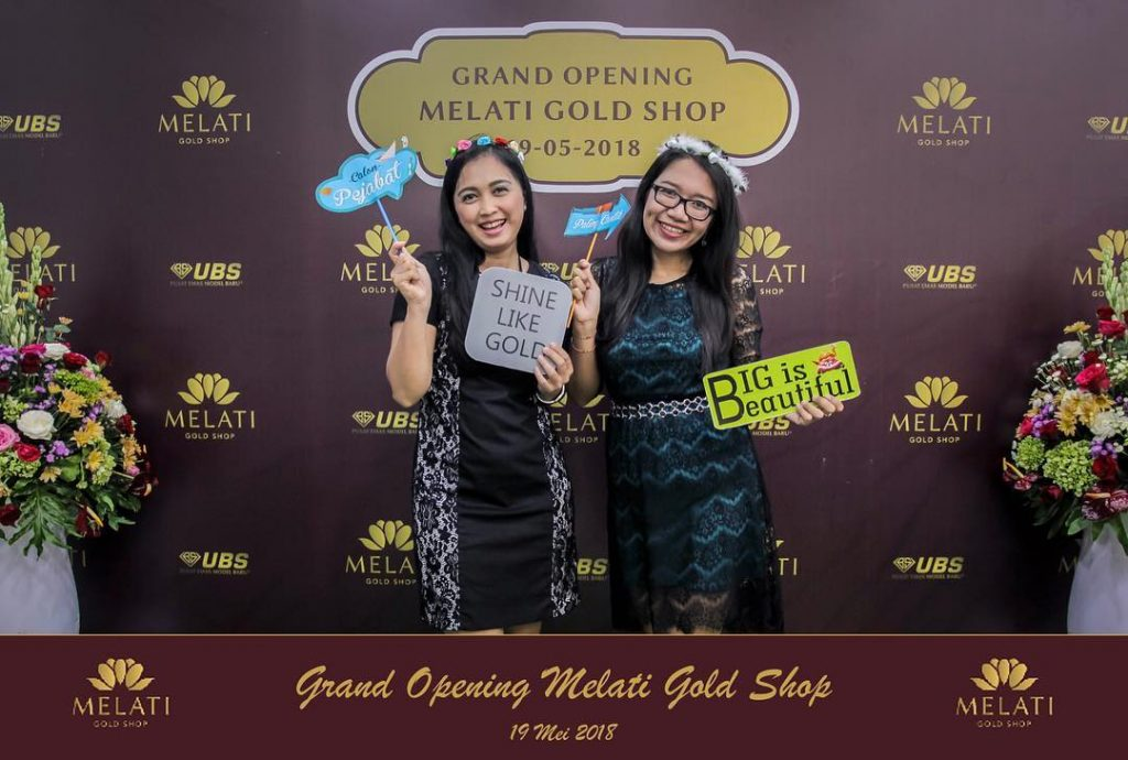 jasa photo booth murah di jogja