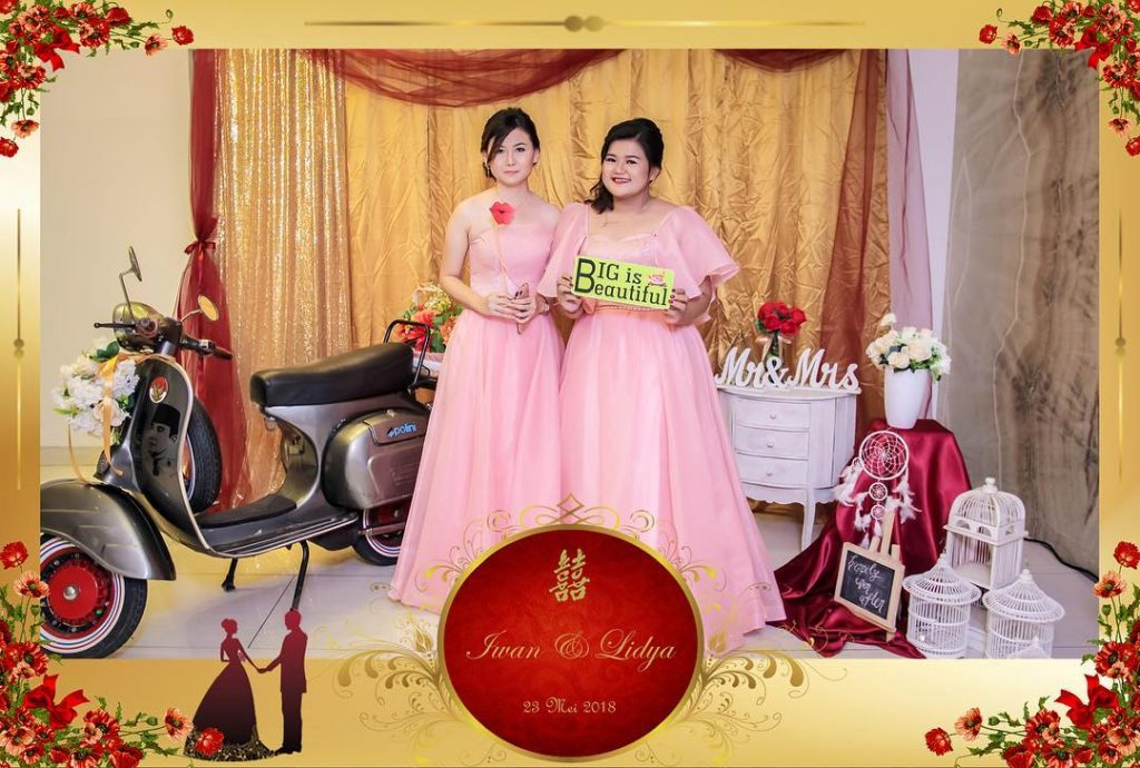 photo booth di mall jogja