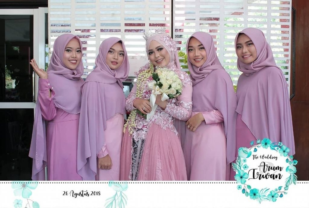 photo booth wedding ngawi