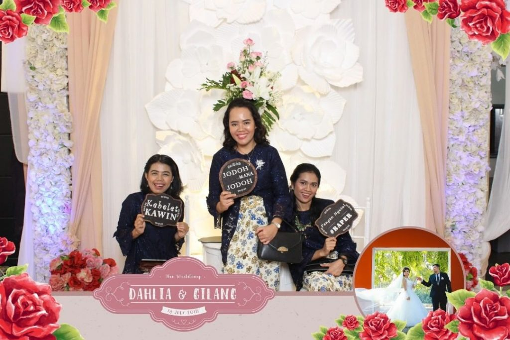 sewa printer photobooth blora