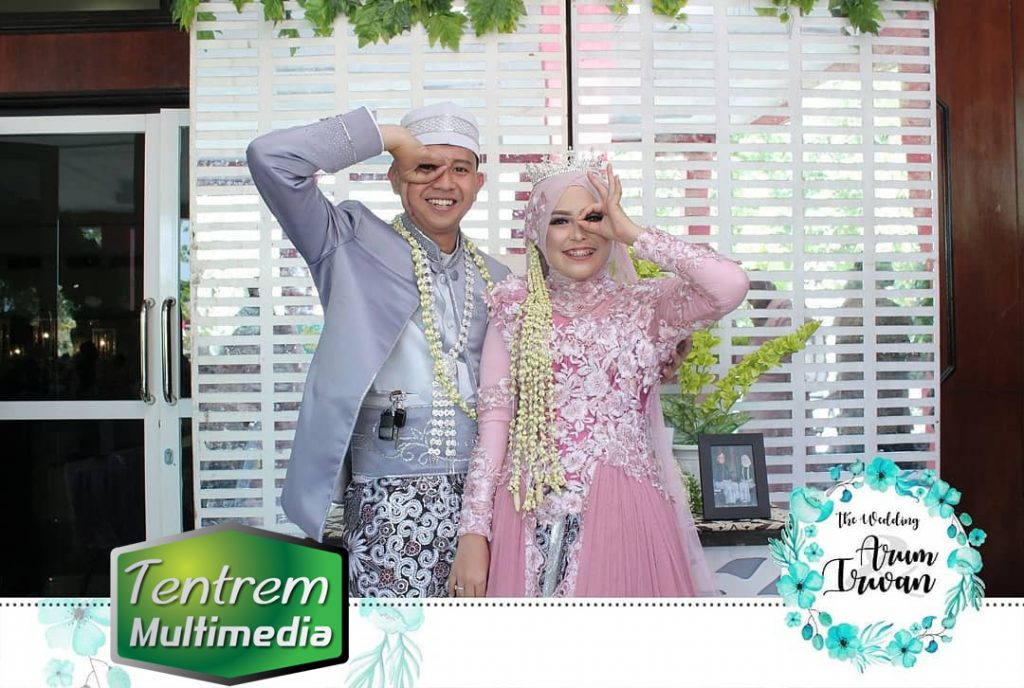 foto booth wedding klaten